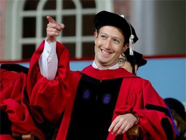 Những Tổng thống, tỷ phú, CEO đình đám thế giới nào từng học ở Harvard? - 5