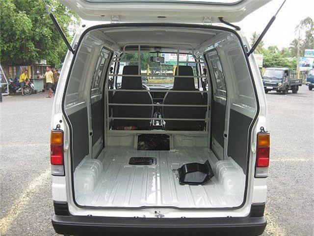VinFast Fadil chốt hạ số phận phân khúc xe tải van tại Việt Nam - 4