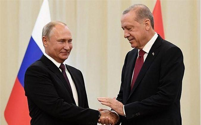 Tổng thống Putin và Tổng thống