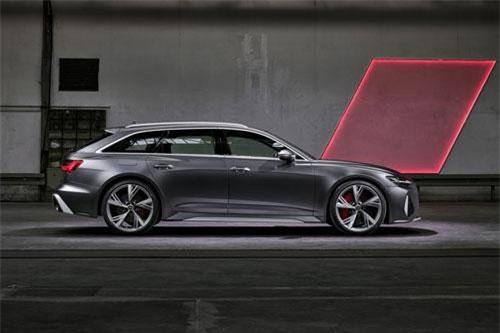 Audi RS6 Avant 2020.
