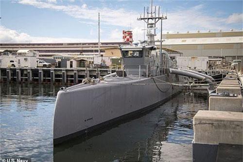 Ảnh: Hải quân Mỹ.