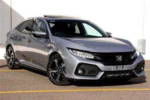 6. Honda Civic 2019 (giá khởi điểm: 19.450 USD).