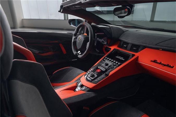 Vi sao 63 sieu xe Lamborghini vua ra mat da 'chay hang'? hinh anh 5
