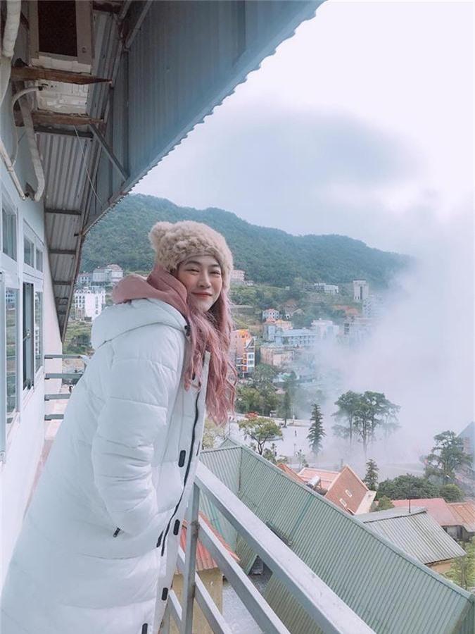 Vòng 3 căng tròn, thân hình quyến rũ của hot girl Hà Nội