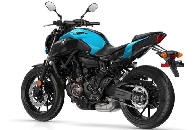 Kham pha naked bike 689cc, gia gan 180 trieu cua Yamaha hinh anh 2