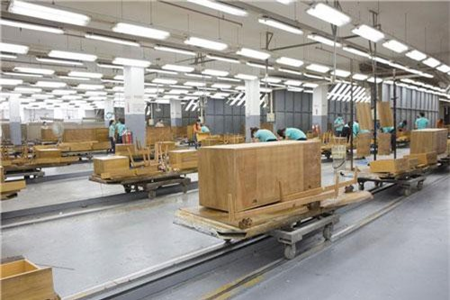 Năm 2018 xuất siêu ngành gỗ đã đạt 6,99 tỷ USD. Ảnh: VGP/Đỗ Hương