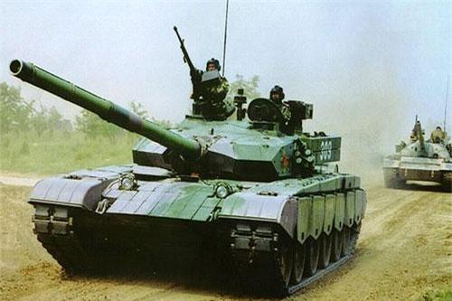 Xe tăng Type-99 của Trung Quốc