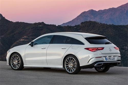10. Mercedes-Benz CLA180 Shooting Brake Sport Edition 2020.