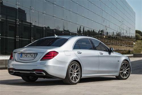 Mercedes-Benz S560e 2019.