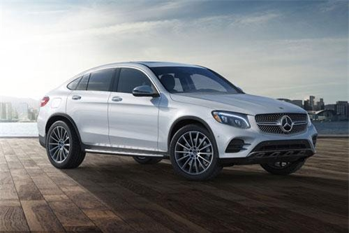 5. Mercedes-Benz GLC250 4MATIC Coupe Sport Edition 2019.