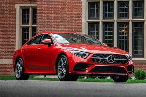 8. Mercedes-Benz CLS 300d Sport Edition 2019.