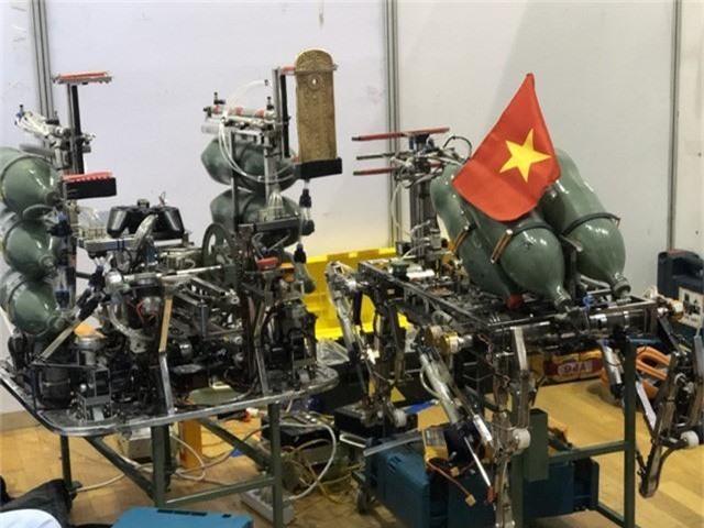 Đội tuyển Việt Nam vào tứ kết ABU Robocon 2019 - Ảnh 1.