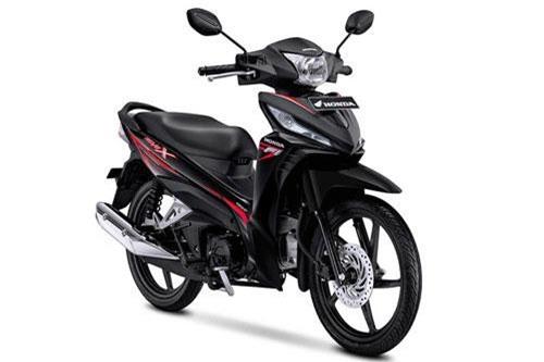 Honda Revo X. Ảnh: Honda Indonesia.