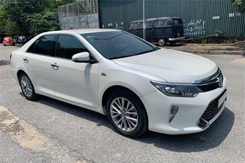 Toyota Camry 2018.