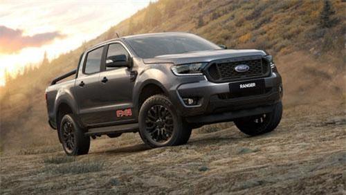 Ford Ranger FX4 2020.