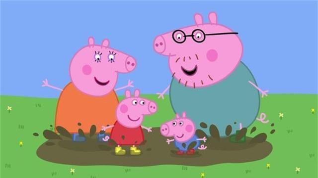 Công ty đứng sau những chú lợn Peppa Pig được mua lại với giá 4 tỷ USD - Ảnh 1.