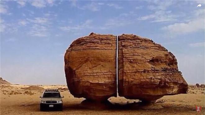Một trong những bí ẩn lớn nhất của nhân loại: Vết cắt chia đôi khối đá nhẵn nhũi đến khó tin, muốn tới khám phá lại càng khó hơn - Ảnh 5.