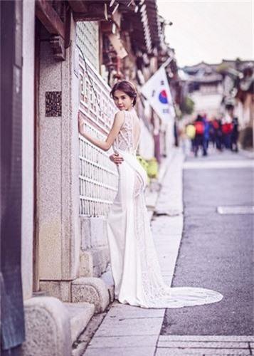 "Ngam Ngoc Trinh mac vay cuoi dep me hon cho ""chong""-Hinh-13"