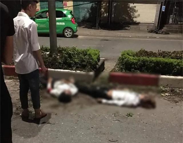 Xe máy kẹp 5 tông dải phân cách, 4 người tử vong: Tai nạn kinh hoàng sau tiệc sinh nhật - 1