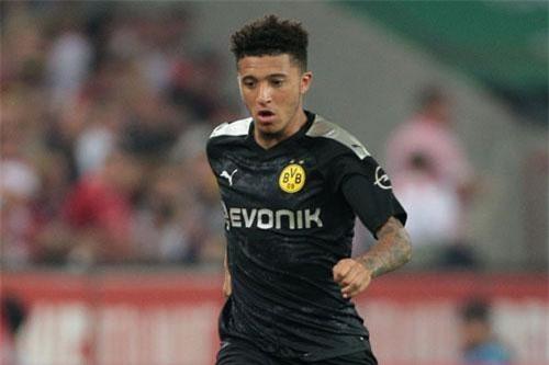 10. Jadon Sancho (Borussia Dortmund, mức lương 190.000 bảng/tuần).