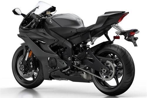 10. Yamaha YZF-R6 2019 (giá: 12.499 euro).