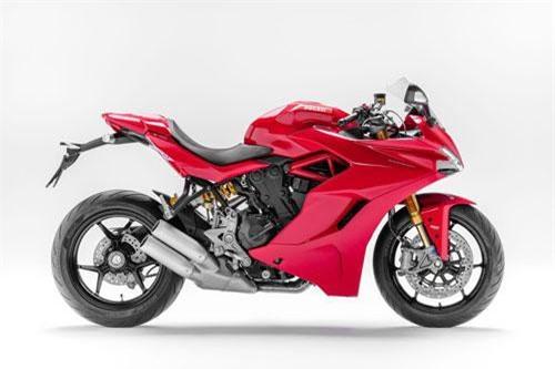 3. Ducati Supersport S 2019 (giá: 15.090 euro).