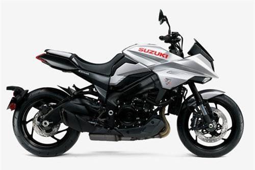 8. Suzuki Katana 2019 (giá: 13.690 euro).