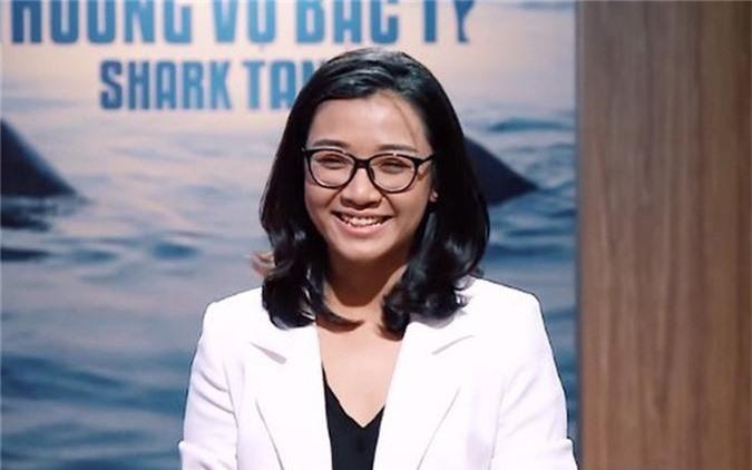 CEO nu xinh nhu hoa, gioi hon may rau, bao nguoi do rap o Shark Tank Viet-Hinh-6