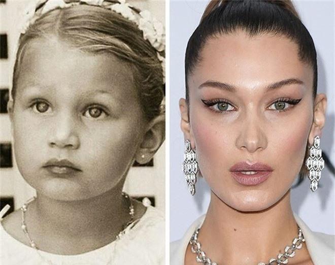Xuýt xoa nhan sắc thật của sao Hollywood trong ảnh thuở bé: Chị em Kylie đáng yêu nhưng góa phụ đen mới ấn tượng - Ảnh 8.
