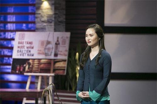 Tập 2 Shark Tank Việt Nam mùa 3 mới phát sóng gây ấn tượng với sự xuất hiện của Thạc sỹ Marketing Thùy Trang, CEO dự án Làng Chài Xưa.