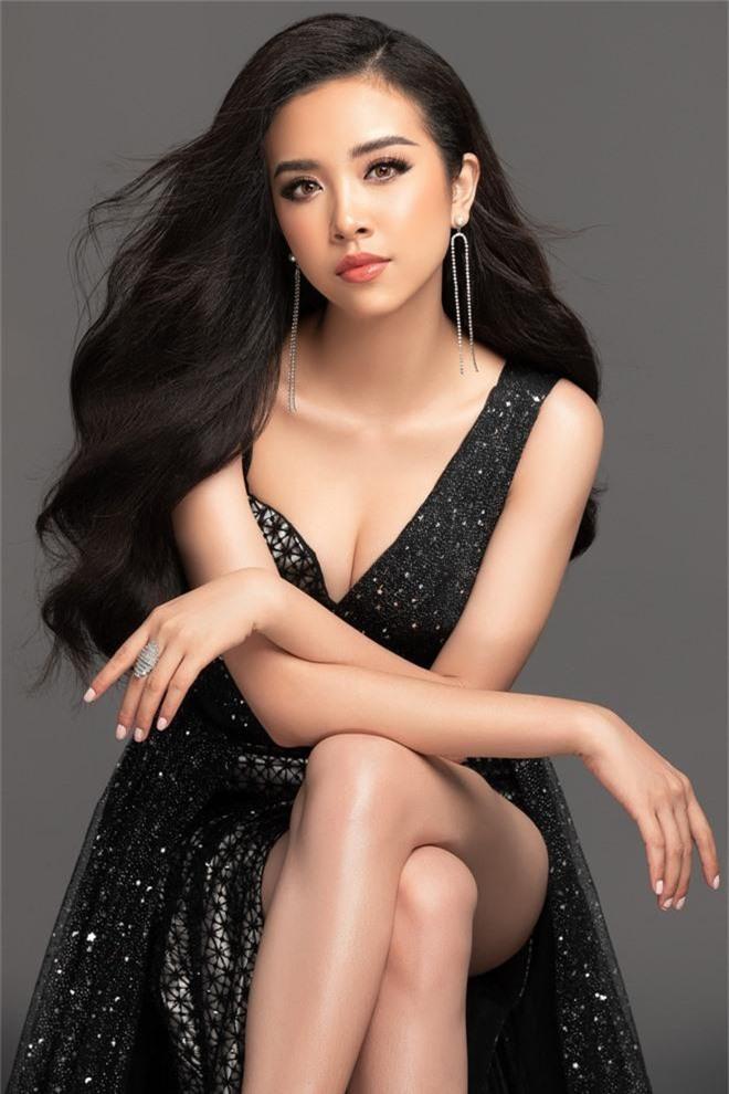 Sau 1 năm rèn giũa, Á hậu Thúy An chính thức xác nhận đại diện Việt Nam dự thi Miss Intercontinental 2019 - Ảnh 2.