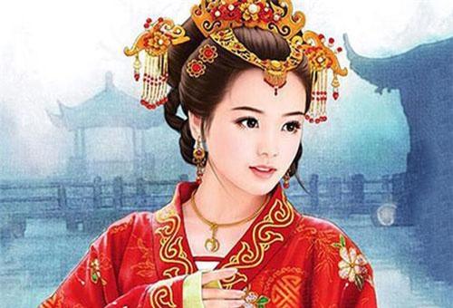 Tiền thị thông qua kỳ tuyển tú nhập cung được chọn làm Hoàng hậu khi 15 tuổi. (Ảnh minh họa)