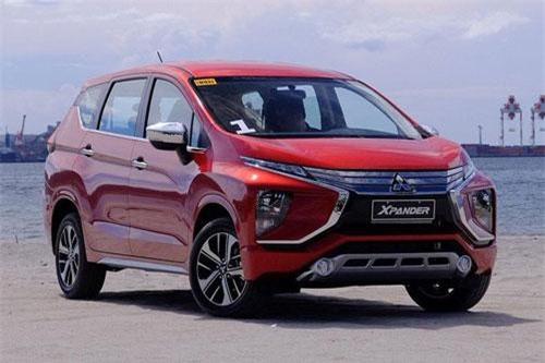 Mitsubishi Xpander là mẫu xe bán chạy nhất phân khúc MPV hiện nay