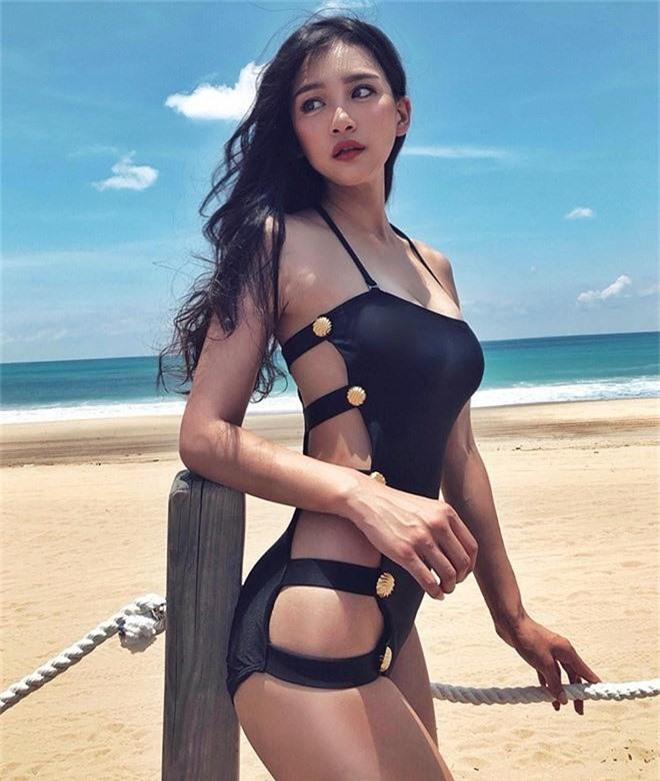 Hot girl 'mặt xinh dáng chuẩn' nổi tiếng với giới trẻ Đài Loan - ảnh 4