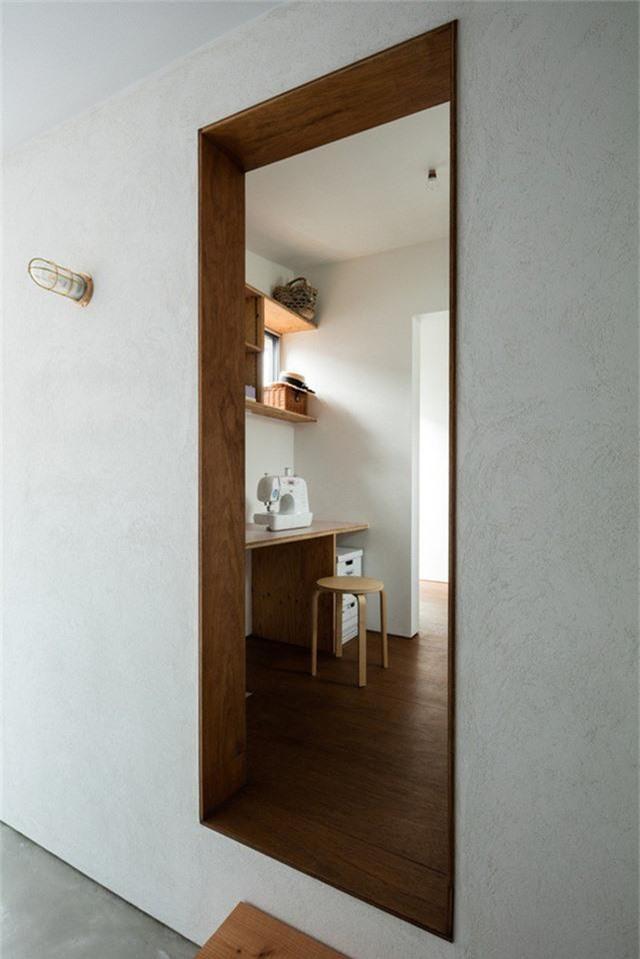 Nhà cấp 4 thiết kế cực tinh tế được xây giữa đồng lúa xanh, khung cảnh vừa đẹp vừa nên thơ - Ảnh 12.