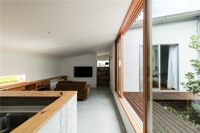 Nhà cấp 4 thiết kế cực tinh tế được xây giữa đồng lúa xanh, khung cảnh vừa đẹp vừa nên thơ - Ảnh 14.