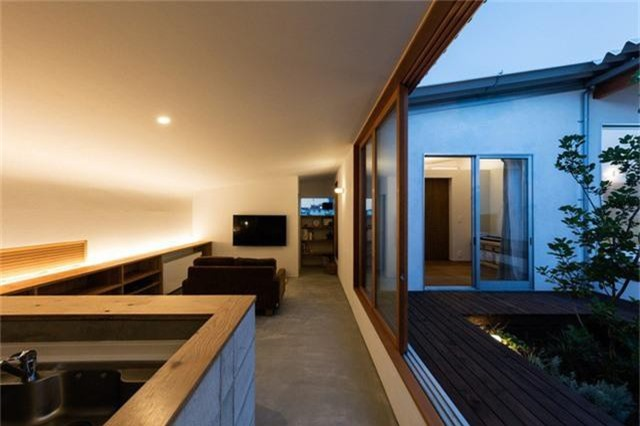Nhà cấp 4 thiết kế cực tinh tế được xây giữa đồng lúa xanh, khung cảnh vừa đẹp vừa nên thơ - Ảnh 15.