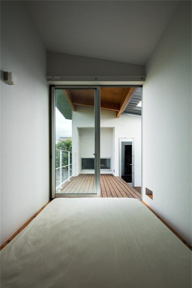 Nhà cấp 4 thiết kế cực tinh tế được xây giữa đồng lúa xanh, khung cảnh vừa đẹp vừa nên thơ - Ảnh 17.
