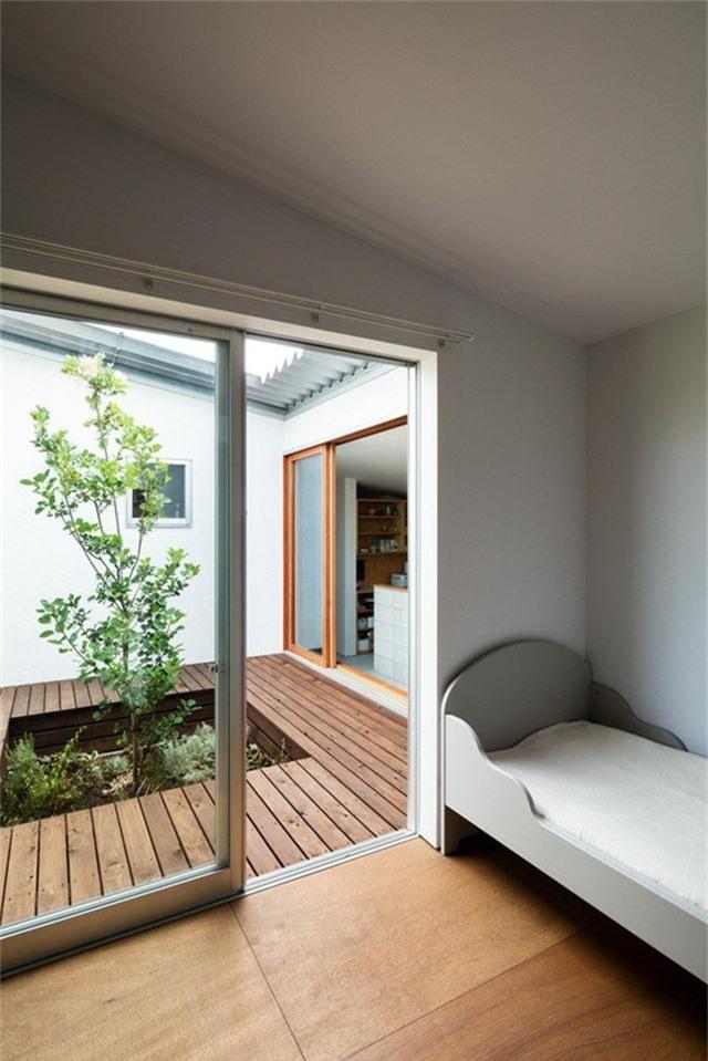 Nhà cấp 4 thiết kế cực tinh tế được xây giữa đồng lúa xanh, khung cảnh vừa đẹp vừa nên thơ - Ảnh 18.