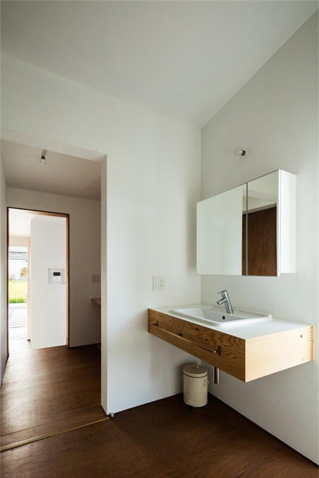 Nhà cấp 4 thiết kế cực tinh tế được xây giữa đồng lúa xanh, khung cảnh vừa đẹp vừa nên thơ - Ảnh 19.