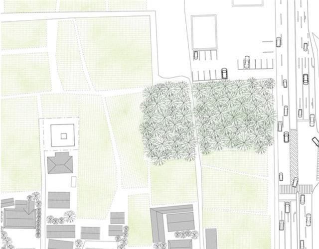 Nhà cấp 4 thiết kế cực tinh tế được xây giữa đồng lúa xanh, khung cảnh vừa đẹp vừa nên thơ - Ảnh 3.
