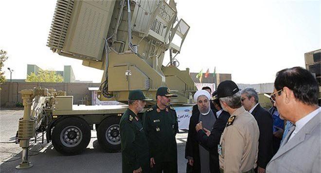 Tehran khoe uy lực S-300 của Iran giữa lúc căng thẳng trên Vịnh Ba Tư - Ảnh 1.