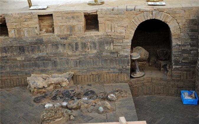 Thực hư 800 tấn kho báu trong lăng mộ nữ hoàng Võ Tắc Thiên - anh 11