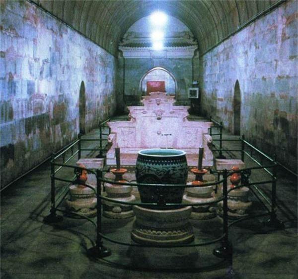 Thực hư 800 tấn kho báu trong lăng mộ nữ hoàng Võ Tắc Thiên - anh 13