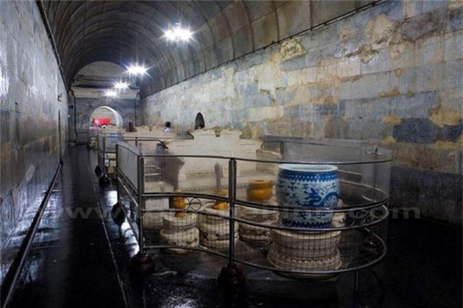 Thực hư 800 tấn kho báu trong lăng mộ nữ hoàng Võ Tắc Thiên - anh 16