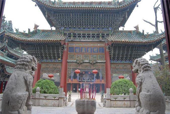 Thực hư 800 tấn kho báu trong lăng mộ nữ hoàng Võ Tắc Thiên - anh 17