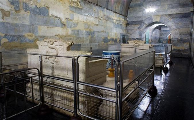 Thực hư 800 tấn kho báu trong lăng mộ nữ hoàng Võ Tắc Thiên - anh 19