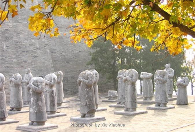 Thực hư 800 tấn kho báu trong lăng mộ nữ hoàng Võ Tắc Thiên - anh 24