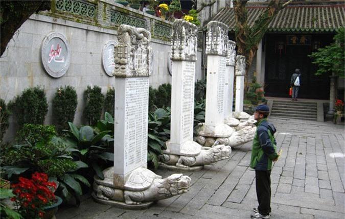 Thực hư 800 tấn kho báu trong lăng mộ nữ hoàng Võ Tắc Thiên - anh 26