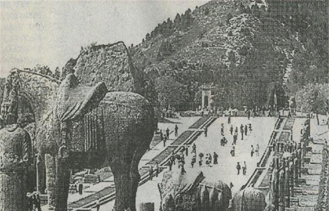Thực hư 800 tấn kho báu trong lăng mộ nữ hoàng Võ Tắc Thiên - anh 33